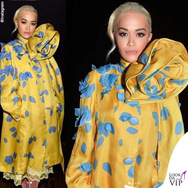 Rita Ora outfit Marc Jacobs