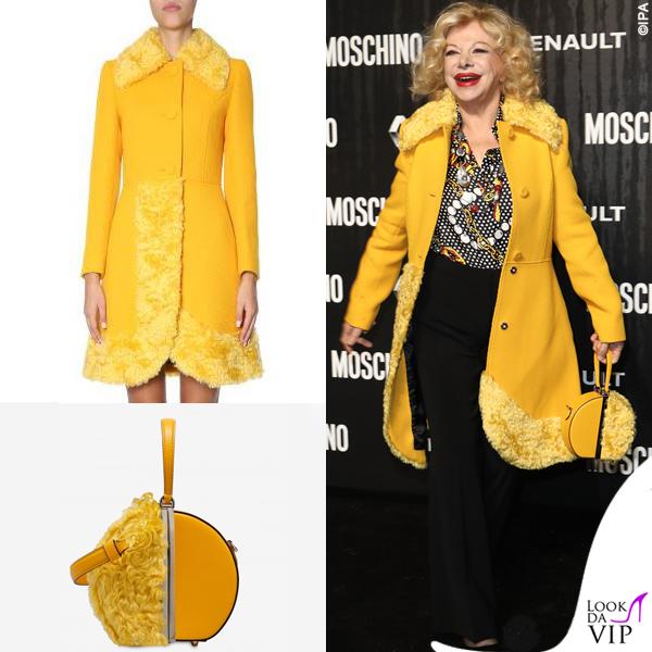 Sandra Milo outfit Moschino 2