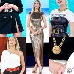 Isola 2019: tutti gli outfit di Alessia Marcuzzi