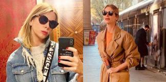 Alessia Marcuzzi borse Marks&Angels Mini Gaia