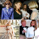 Anna Wintour critica Melania Trump