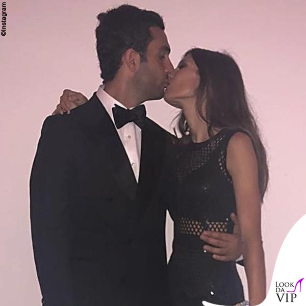Bianca Balti e Sal Lahoud