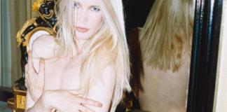 Claudia Schiffer borsa Chanel 3