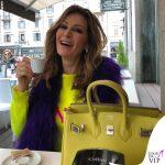 Daniela Santanche borsa Hermes Birkin jaune poussin 2