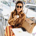 Daniela Santanche borsa Hermes Kelly beige