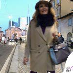 Daniela Santanche borsa Hermes Kelly bicolore