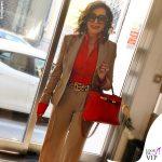 Daniela Santanche borsa Hermes Kelly vermillion 2