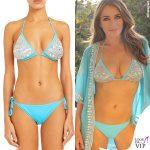 Elizabeth Hurley bikini Elizabeth Hurley Beach