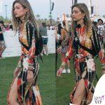 Gigi Hadid patatine McDonalds outfit Kim Shui stivali Dr Martens 8