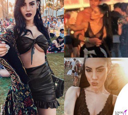 Giulia De Lellis Andrea Damante Coachella 2019