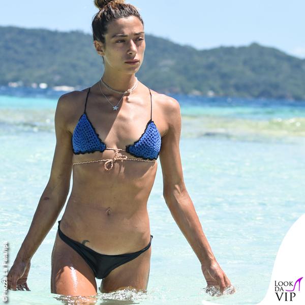Isola Soleil Sorgè bikini blu Effek 2