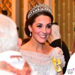 Kate Middleton The Queen Mary Tiara 2018