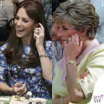 Kate Middleton anello di fidanzamento principessa Diana