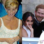 Meghan Markle matrimonio anello principessa Diana