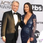 Michael Douglas Catherine Zeta Jones Sag Awards 2019