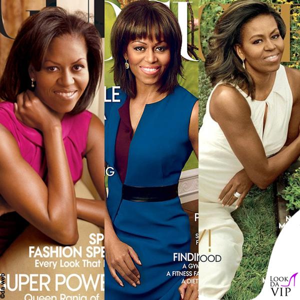 Michelle Obama cover Vogue