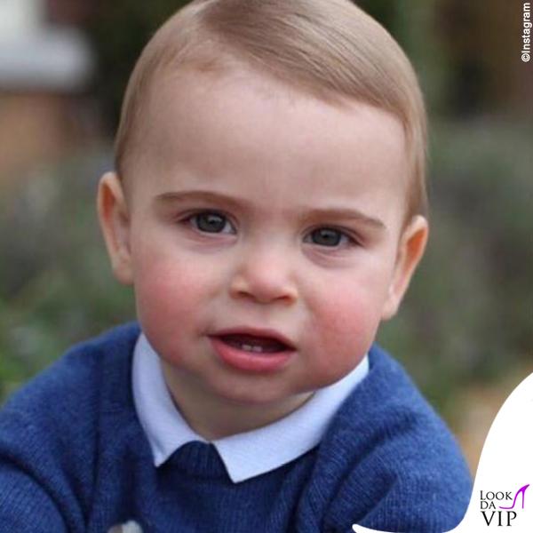 Principe Louis maglione Thomas Brown