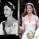 Principessa Margaret Kate Middleton Cartier Halo Scroll Tiara