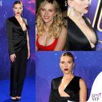 Scarlett Johansson Avengers Endgame Londra completo Tom Ford Golden Globe 2006 2