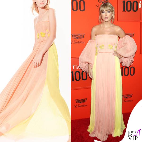 Taylor Swift abito J Mendel 2