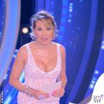 Barbara d'Urso Grande Fratello 6 puntata abito Filippo Laterza