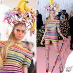 Cara Delevingne MET 2019 outfit Dior