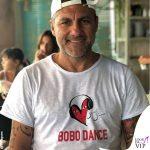 Christian Vieri Costanza Caracciolo Bobo Dance 1