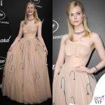 Elle Fanning Cannes 2019 abito Prada 3