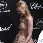 Elle Fanning Cannes 2019 abito Prada 4