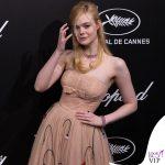 Elle Fanning Cannes 2019 abito Prada 5