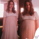 Keira Knightley incinta outfit Chanel 2