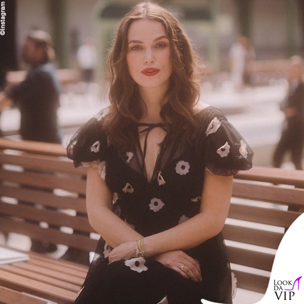Keira Knightley incinta outfit Chanel 3