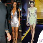 Kim Kardashian minidress Versace 1997