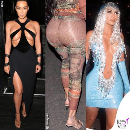 Kim Kardashian vintage Mougler Gaultier