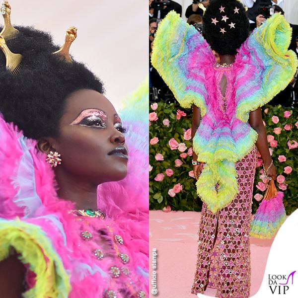 Lupita Nyongo MET 2019 outfit Versace