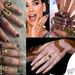 Le unghie sono protagoniste al Met Gala