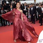 Miriam Leone Cannes 2019 abito Gucci 2