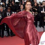 Miriam Leone Cannes 2019 abito Gucci 3