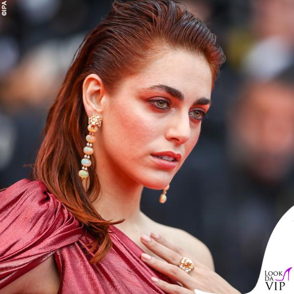Miriam Leone Cannes 2019 abito Gucci 6