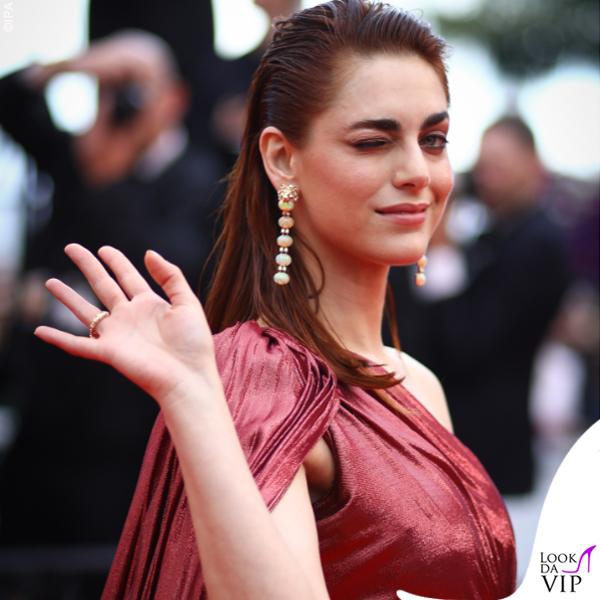 Miriam Leone Cannes 2019 abito Gucci 7