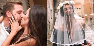 Niccolo Presta Lorella Boccia nozze addio al nubilato