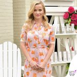 Reese Witherspoon abito Altuzarra sandali Malone Souliers 2