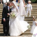 Royal Wedding Lady Gabriella Windsor in Luisa Beccaria e Thomas Kingston