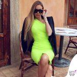 Taylor Mega abito Fashion Nova