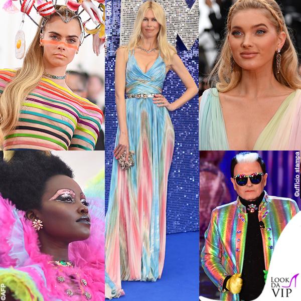 trend arcobaleno