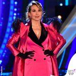 Barbara d'Urso GF 8 puntata total look Stefano De Lellis 1