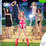 Barbara d'Urso GF finale Spice Girls 2