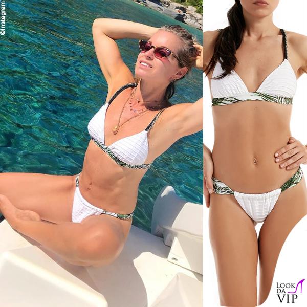 Francesca Leto bikini Effek