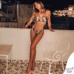 Guendalina Canessa bikini Starlette Beachwear