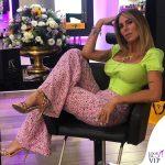Guendalina Canessa pantaloni Zara